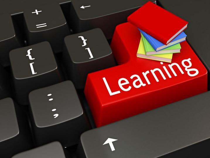 التعليم عبر الإنترنت online-learning التعليم عبر الإنترنت