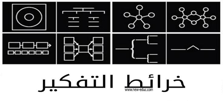 ع انواع  خرائط التفكير : مفهومها و أنواعها و استخداماتها في التعليم ...