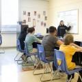 إدارة الفصول الدراسية