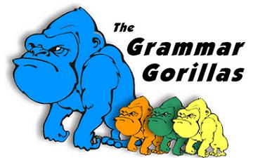 Fun-Brain-Grammar-Gorillas