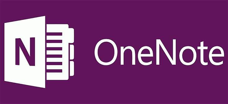 تطبيق OneNote