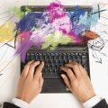 التعبير الإبداعي الرقمي