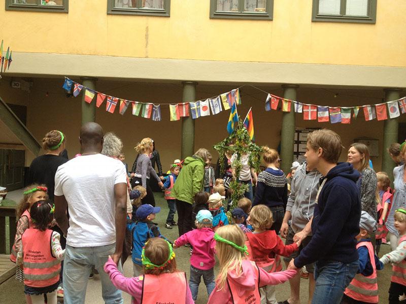 مدرسة المساواة بين الجنسين السويد