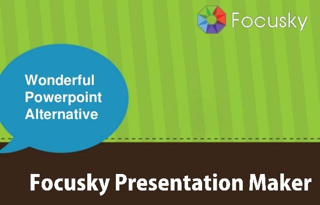 برنامج focusky
