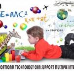 نظرية الذكاءات المتعددة و تكنولوجيا التعليم