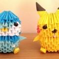 الأوريجامي origami