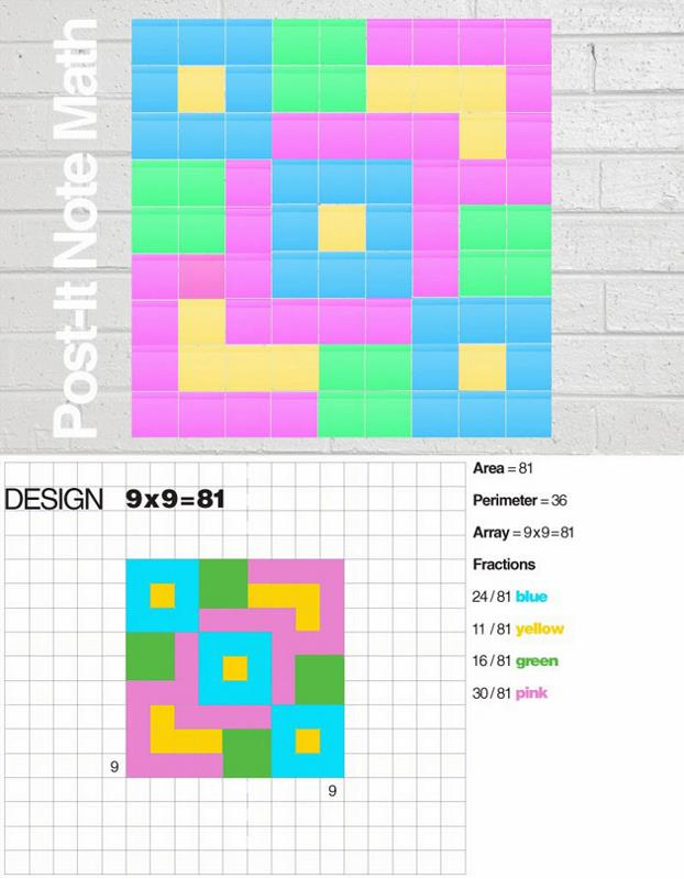 Graph Paper Craft Projects