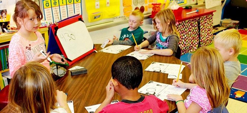 الحماس في الفصل الدراسي