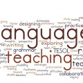 تدريس اللغات الأجنبية