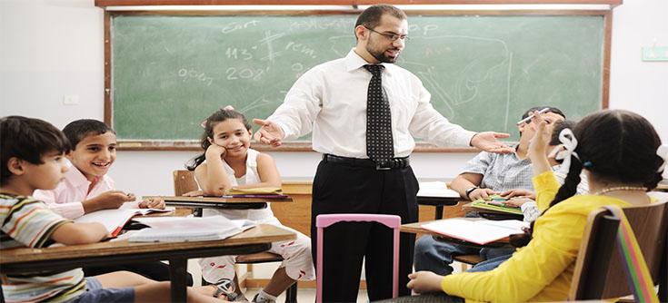 المدرس