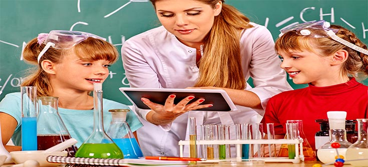 تعليم الفنون و العلوم و الرياضيات