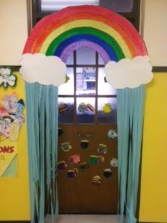 Decorate Classroom Door on Thanksgiving Bulletin Board Google