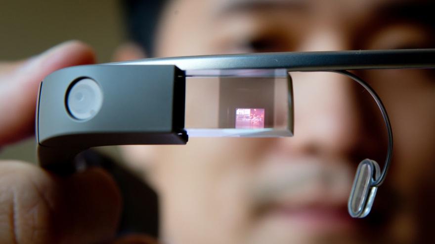 15bb0ac91 نظارة جوجل google glass - تعليم جديد
