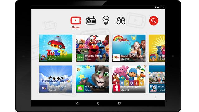 يوتيوب كيدز للأطفال