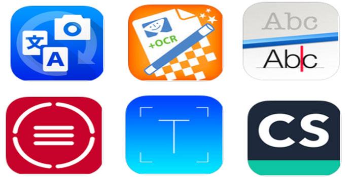 6 تطبيقات أيباد لـ استخراج النص من الصور و تحويلها إلى أحرف رقمية تعليم جديد