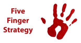 استراتيجية الأصابع الخمسة