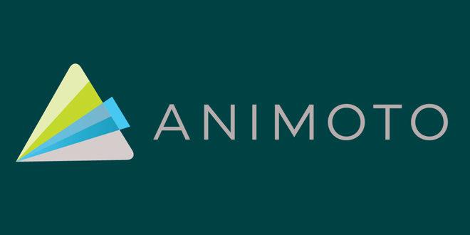 برنامج animoto