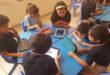 التعليم بالأجهزة المحمولة