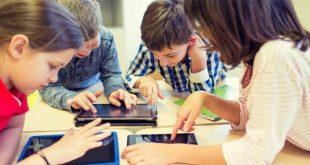 تكنولوجيا تعليم الأطفال