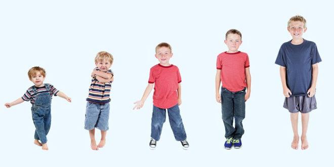 نظريات نمو الطفل