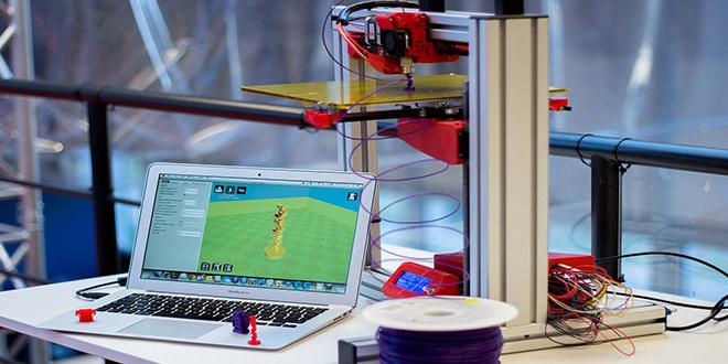 الطباعة ثلاثية الأبعاد في التعليم