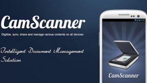 كام سكانر CamScanner