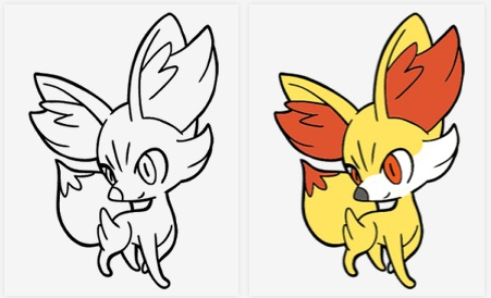 Coloring-Pokemon