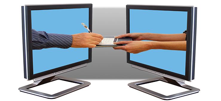 الإدارة الإلكترونية