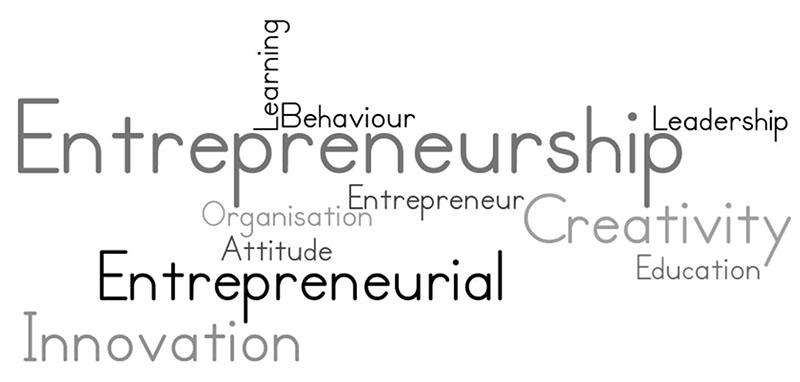 موهبة ريادة الأعمال