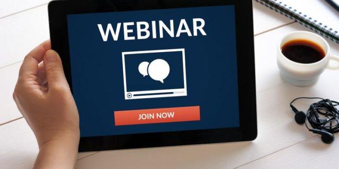 ماذا تعرف عن الويبنار webinar  وتطبيقه في تعزيز العملية التعليمية ؟