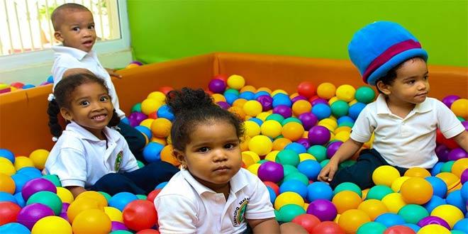 هرم النشاط البدني الخاص بالأطفال الصغار