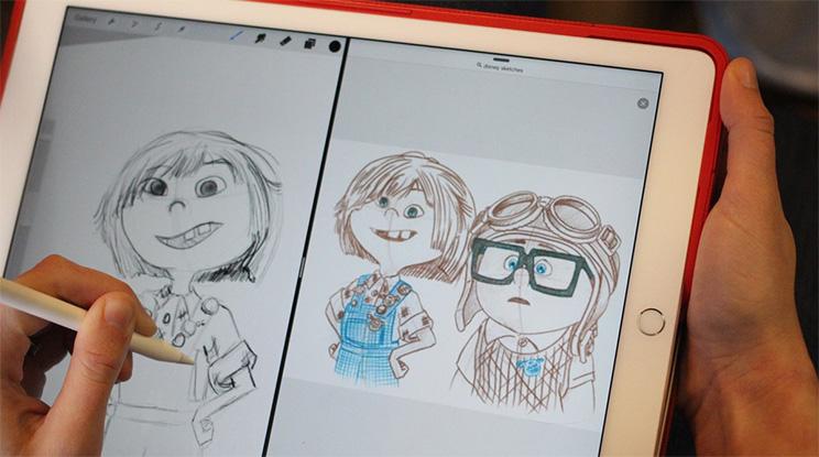 تطبيقات تعلم الرسم