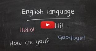 قنوات تعلم الإنجليزية على يوتيوب