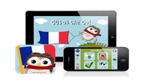 تطبيقات باللغة الفرنسية