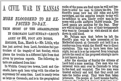صحيفة نيويورك تايمز 1887