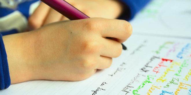 انفوكرافيك: كيف تجعل الكتابة بخط اليد أطفالكم أكثر ذكاء