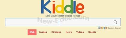 kiddle 1 من أفضل محركات البحث الآمنة للأطفال و التي تدعم اللغة العربية