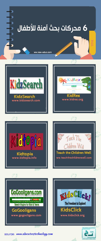محركات بحث للأطفال
