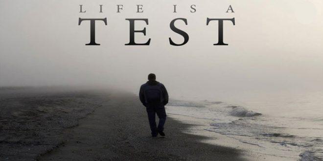 بين حياة الاختبارات واختبارات الحياة
