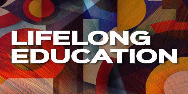 التربية مدى الحياة ومقومات منظومتها في مجتمع المعرفة