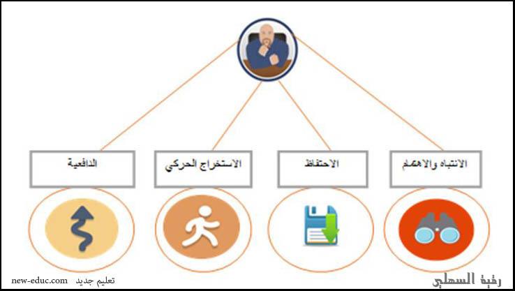 مراحل التعلم حسب نظرية التعلم الاجتماعي