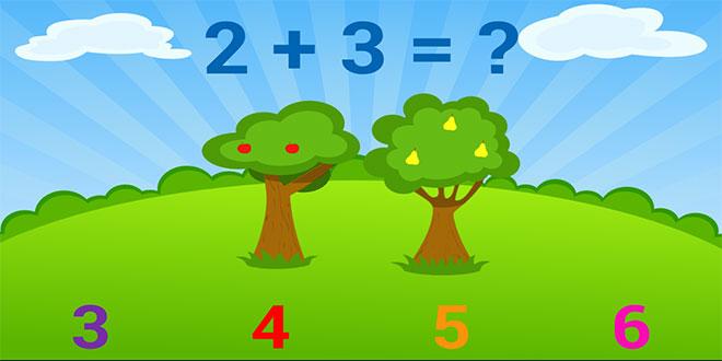 أهم تطبيقات الرياضيات الخاصة بأطفال الروضة