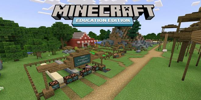 ماهي لعبة ماين كرافت minecraft ؟ و كيف يمكن توظيفها في التعليم ؟