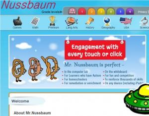 المواقع الإلكترونية للموارد الرقمية nusbum