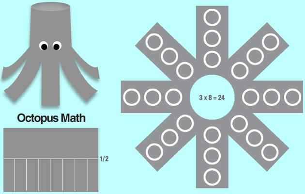 تحبيب الرياضيات للأطفال 5