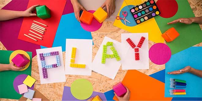 الألعاب التعليمية أفضل وسيلة لتعليم الأطفال