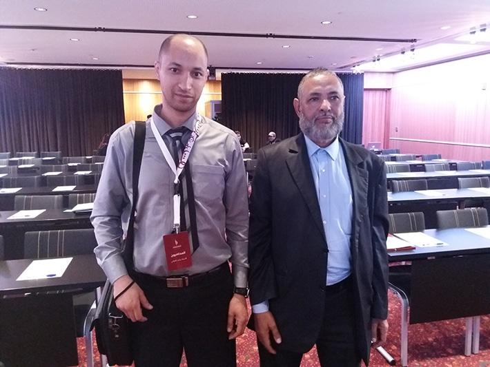 مع المختار أحمد محم من موقع الجزيرة لتعلم اللغة العربية