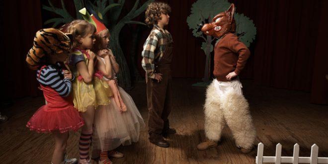 توظيف تقنيات اللعب المسرحي في  تعليم التواصل الشفوي