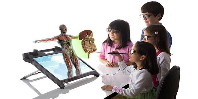 تقنية الواقع الافتراضي في التعليم